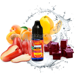 Aroma Smooth Summer Malaysian Apple - Quince - Energy Strike - Apricot - Dark Jelly de Big Mouth