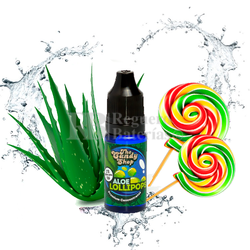 Aroma The Candy Shop I`ll take you to Aloe Lollipops 30ml de Big Mouth