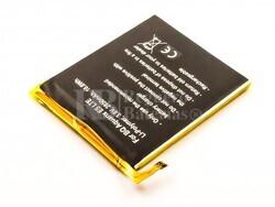 Batería BQ Aquaris E5 LTE, Li-Polymer, 3,8V, 2850mAh, 10,8Wh