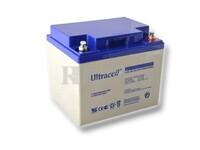Batería de Gel 12 Voltios 45 Amperios Ultracell UCG45-12