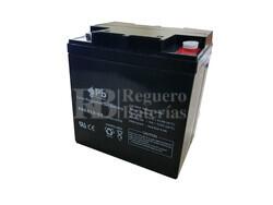 Batería GEL 12 Voltios 24 Amperios Premium Battery PBCG12-24