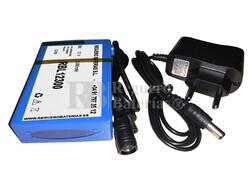 Batería de litio para sonda de pesca 12 Voltios 3 Amperios Litio
