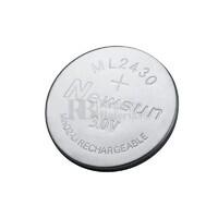 Batería Recargable ML2430 3 Voltios 100MAH MN02