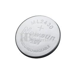 Batería ML2430 3 Voltios 100MAH MN02