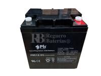 Batería 12 Voltios 24 Amperios Premium Battery PBC12-24