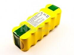Batería para Aspirador iRobot Roomba 500, 610,620,780 14,4V, 3300mAh