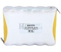 Batería para Electromedicina 12 Voltios 2.000 mAh VTCD2000 x 10