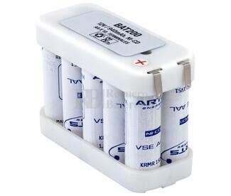Batería para Electromedicina 12 Voltios 940 mAh SAFT