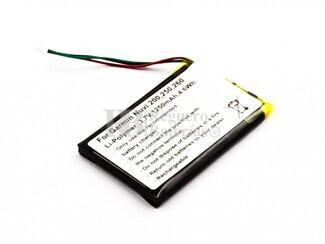 Batería para Garmin Nuvi 252W