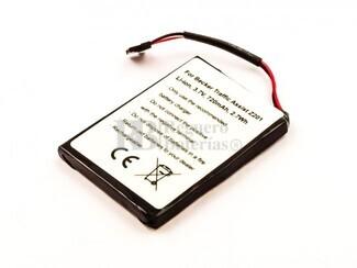Batería para GPS Becker Traffic Assist Highspeed II 7988