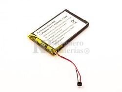 Batería para GPS Garmin Nüvi 2460,