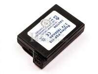 Batería para Sony PSP-110 3.7V 1800mAh 6.7Wh  1 Generacion