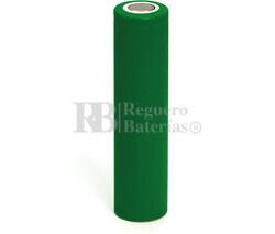 Batería recargable 1.2 Voltios 2.800 mah 4/3A, 7/5A NI-MH