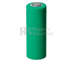 Batería recargable 2/3AAA 1.2 Voltios 400 mah NI-MH