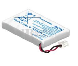 Batería recargable 3.7V 180 Mah de Polímero de Litio Plantronics CS60