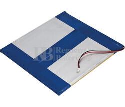 Batería recargable 7.4V 3.800 Mah de Polímero de Litio PL43115125