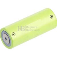 Batería Recargable LiFePO4  IFR32750 3,2 Voltios 5,5 Amperios