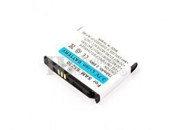 Bateria S5230, para telefonos SAMSUNG Li-ion, 3,7V, 750mAh, 2,8Wh