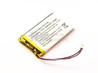 Batería 010-00657-06 para GPS Garmin Nüvi 770, 770t,