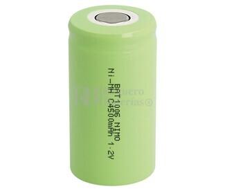 Batería 1.2 Voltios 4.500 mAh R14 26,0x50,0mm