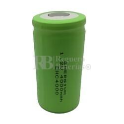 Batería 1,2 Voltios 4000 mAh R14