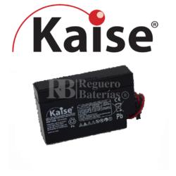 Batería 12 Voltios 0,8 Amperios Kaise KB1208