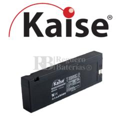 Batería 12 Voltios 1,3 Amperios Kaise KB1223