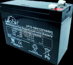 Batería 12 Voltios 10 Amperios LP12-10H Leoch