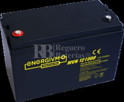 Batería 12 Voltios 100 Amperios Energivm MVH121000
