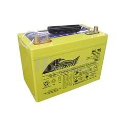 Batería 12 Voltios 100 Amperios Fullriver HC100