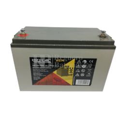 Batería 12 Voltios 100 Amperios HC12-100