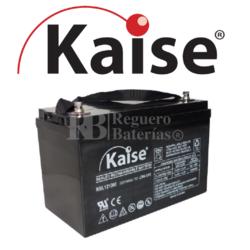 Batería 12 Voltios 100 Amperios Kaise Long Life KBL121000