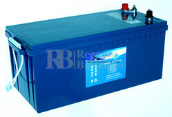 Batería 12 voltios 200 Amperios para embarcación Haze MR12-200