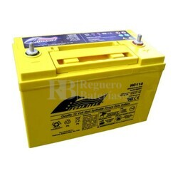 Batería 12 Voltios 110 Amperios Fullriver HC110