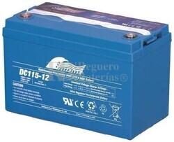 Batería 12 Voltios 115 Amperios DC115-12A