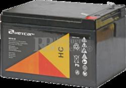 Batería 12 Voltios 12 Amperios Heycar HC12-12