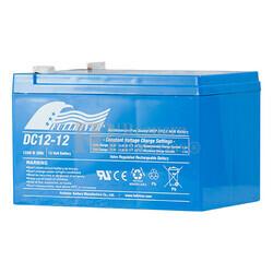 Batería 12 Voltios 12 Amperios para Bicicletas Eléctricas DC1212