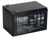 Batería 12 Voltios 12 Amperios para Bicicletas Eléctricas FG21202