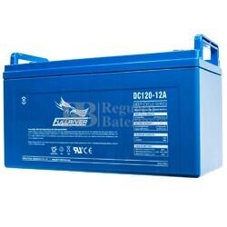 Batería 12 Voltios 120 Amperios Fullriver DC120-12A