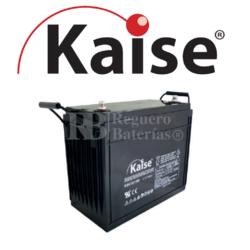 Batería 12 Voltios 134 Amperios Kaise Ciclo Profundo KBC12340