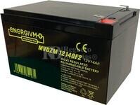 Batería 12 Voltios 14 Amperios Alta Potencia MVDZM12140 6-DMZ-14