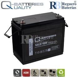 Batería 12 Voltios 143 Amperios 12LC-134