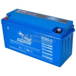 Batería 12 Voltios 160 Amperios DC160-12
