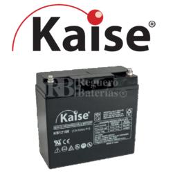 Batería 12 Voltios 17 Amperios Kaise KB12180
