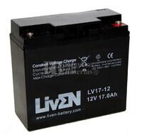 Batería 12 Voltios 17 Amperios LV17-12