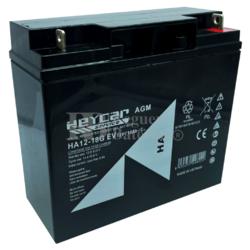 Batería GEL 12 Voltios 18 Amperios HA12-18G