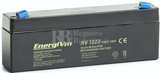 Batería 12 Voltios 2.3 Amperios Energivm MV1223