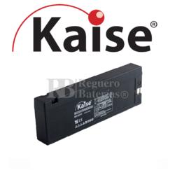 Batería 12 Voltios 2,3 Amperios Kaise KB1223VIDEO