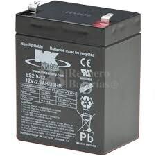 Bateria 12 Voltios 2.9 Amperios MK ES2.9-12