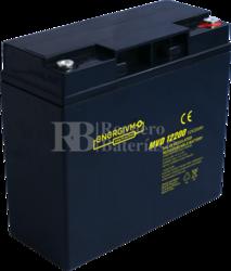 Batería 12 Voltios 20 Amperios Energivm MVD12200